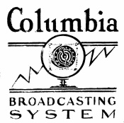 CBS early logo