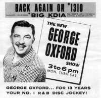 George Oxford