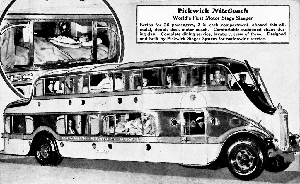 Pickwick Night Coach